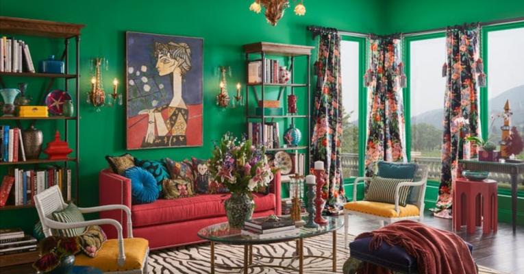 Conheça as cores que serão tendência na decoração em 2019