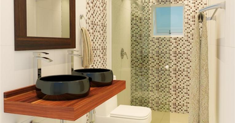 8 truques para deixar o banheiro de casa com visual moderno