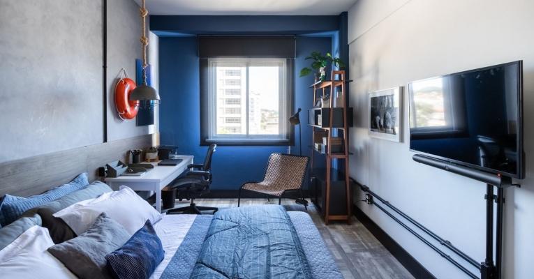 4 dicas para aplicar o Classic Blue na decoração