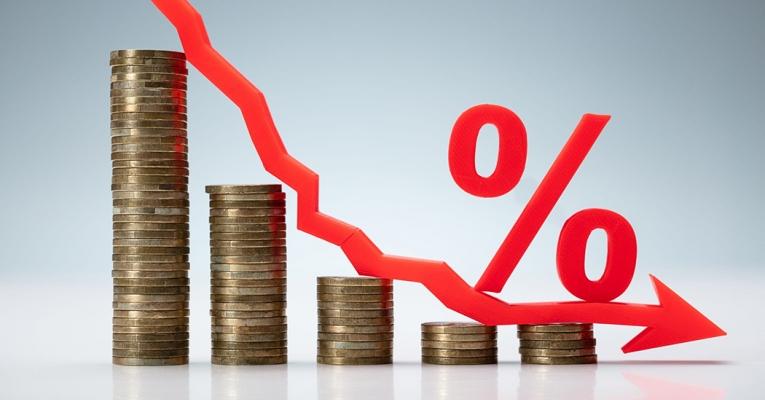 Taxa de juros diminuíram em agosto