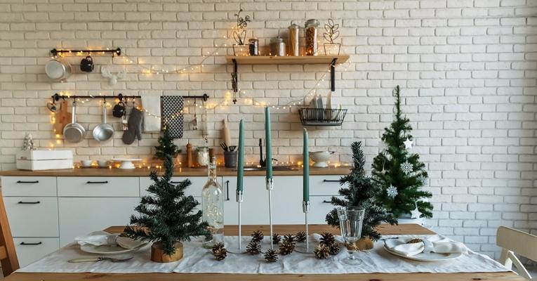 4 dicas certeiras para decorar a casa toda para o Natal