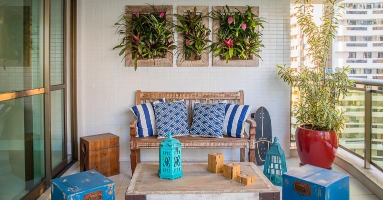 Varanda: dicas para decorar e aproveitar o ambiente