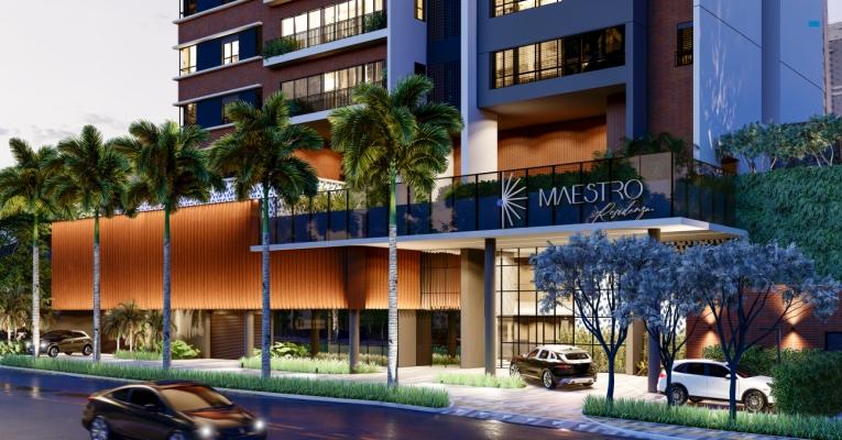 Maestro Residenza: o novo endereço da sofisticação no Setor Oeste